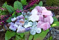 Item Description/History/Facts--- CLEAR QUARTZ  -Quartz a very common and popular mineral, and is the marriage of the two most prevalent elements on Earth, oxygen & silicon. Quartz is found in different shapes and sizes and colors. It can be found in large slabs or neat small faceted points. White Quartz, Pink Quartz, Clear Quartz, Rose Quartz, Crystal Ball, Clear Crystal, Crystal Sphere, Different Shapes, Amethyst