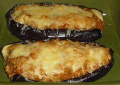 Berenjenas Rellenas de Carne Picada Te enseñamos a cocinar recetas fáciles cómo la receta de Berenjenas Rellenas de Carne Picada y muchas otras recetas de cocina..
