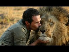 Absolutely speechless......  I've seen him before but never this video.....  In complete awe.....    Of all the big cats, the lion is one of the most terrifying -- but there's one man who isn't scared at all. He's Kevin Richardson, and he's dedicated his career to understanding, conserving and living alongside these majestic beasts. Join Kevin in My Lion Family as he shows you the mighty lion in a fascinating new light.