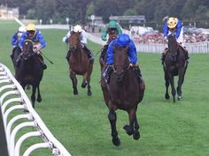Dubai Millennium winning the Prince of Wales's Stakes
