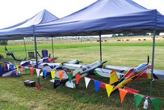 A Grouping of Pilot-RC Flyers at the Pacific Coast Freestyle Challenge in Molalla
