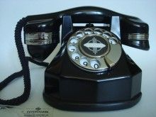 Automatic Electric Type 80 Vintage Antique Telephone Restored /& Working