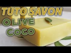 TUTO - Savon Huile d'Olive et Huile de Coco - Saponella - YouTube Diy Savon, Hair Health, Soap Making, Coco, Cleaning Hacks, The Creator, Homemade, How To Make, Hand Soaps