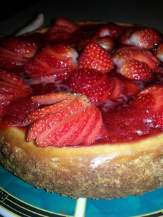 my passion for food: New york cheesecake