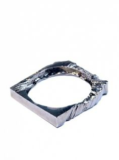 Lewis Bangle Gunmetal