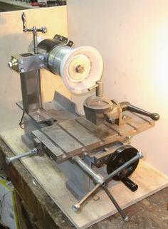 Изменение мой дом построен станок заточный - бытовой Модель двигателя Машинист