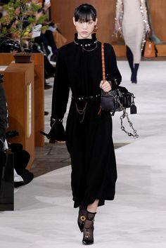 Ready To Wear 2016 Fall Loewe Collection