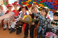 #InfantilISP y #BabygardenISP celebran el Carnaval 🎭  Entre disfraces y maquillajes lo han pasado genial. #CarnavalISP🎭   #CarnavalDeVinaròs