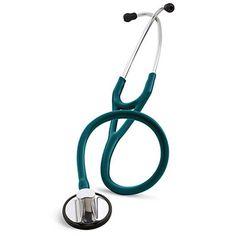 The 3M #Littmann Master Cardiology Stethoscope is the ultimate acoustical stethoscope. | allheart.com #stethoscope