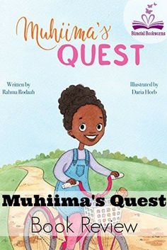 Muhiima's Quest Book Review Book Review: Muhiima's Quest is a story of a Muslim young girl taking an adventure to celebrate her birthday. This multicultural book is a great addition to any diverse bookshelf to teach reading strategies as well the themes of inclusion, heritage, faith, and rites of passage.