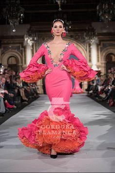 cbcb964c1 Las 37 mejores imágenes de We love Flamenco 2018 | Moda Flamenca