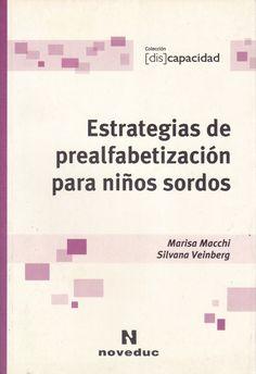 Este libro presenta una propuesta didáctica bilingüe para docentes a cargo de niñas y niños sordos. Dirigido al nivel de educación básica o preescolar para el aprendizaje de la lectura.