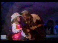 George Jones and His Daughter singing..