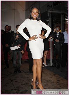 Jennifer Hudson- love her and LOVE that DRESS!!!