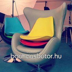 Egg Chair, Bauhaus, Lounge, Furniture, Home Decor, Airport Lounge, Decoration Home, Room Decor, Home Furnishings