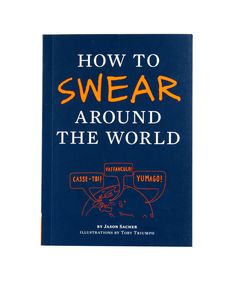 Books | How to Swear Around the World Book at ASOS