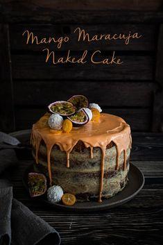 Chocolate Drip Cake, Chocolate Cupcakes, Easy Cheesecake Recipes, Dessert Recipes, Desserts, Mango Cake, Cake & Co, Drip Cakes, Vegan Cake
