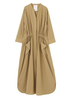 PAPER NYLON ONE-PIECE COATの詳細ページ