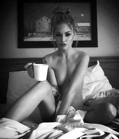 Start your day with coffee in bed