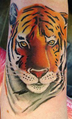 Tigre - Projeto Tattoo