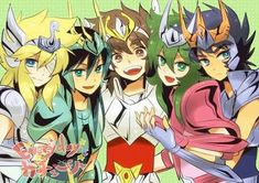 Read Bronceados from the story Imagenes De Saint Seiya by MireOreR (💛A. Anime Love, Anime Guys, Manga Anime, Fanart, Kawaii Anime, Digimon, Lost, Canvas, Cute Pictures