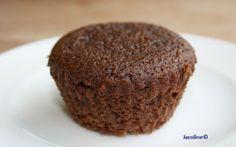 Chocolademuffins van kokosmeel - Gezond leven van Jacoline
