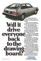 Honda Accord 1981 Ad Picture