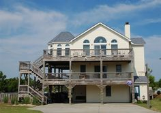 Twiddy Outer Banks Vacation Home - Lazy J - Corolla - Oceanside - 6 Bedrooms