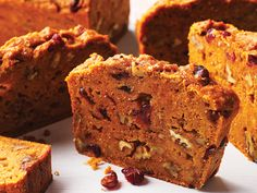 15 Clean and Customizable Breakfasts - Pumpkin Bread