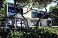 Guest House | Casey Key, Florida | Toshiko Mori Architect | photo by Paul Warchol