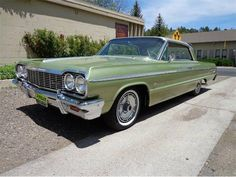 For Sale: 1964 Chevrolet Impala in Cadillac, Michigan 1964 Impala Ss, Chevrolet Impala, Impala For Sale, Impalas, Car Detailing, Cadillac, Michigan, Classic Cars, Type