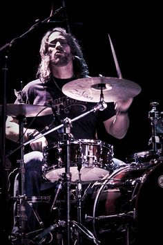 Jay Nazz - Reckless Kelly by Marshall Foster - Mixed Marshall Arts, via Flickr Jazz is a great drummer and amazing person and Marshall is a fantastic artist... I'm blessed to be acquainted with both