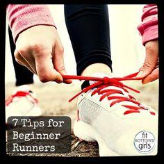 7 tips for beginner runners!