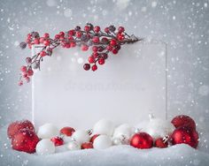 Photo about Red Christmas gift box and baubles on background of defocused golden lights. Image of decoration, defocused, radiant - 11307607 Red Christmas Ornaments, Noel Christmas, Christmas Signs, Christmas Photos, Christmas Greetings, Simple Christmas, Christmas And New Year, Christmas Decorations, Mery Crismas