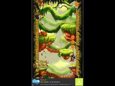 Jump Jump Ninja para Samsung, un divertido juego para Android | Enterdescargas  http://enterdescargas.com/jump-jump-ninja-para-samsung/