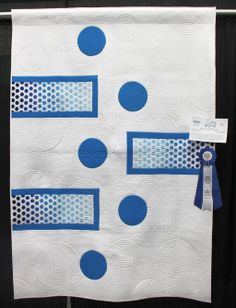 Modern Dots with a Passion by Mary Buckeyene