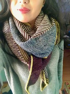 Ravelry: Project Gallery for Vertices Unite pattern by Stephen West