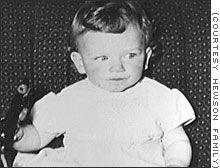 Future rock star Bono was born Paul David Hewson in Dublin, Ireland, in 1960.