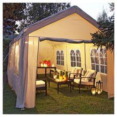 Toldo cortinas 400x800 cm. eventos-Sodimac.com