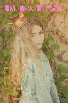 Unicorn Dream magazine february/2011 #photography #crafts #vintage #fashion #free