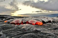 Lava on the Big Island , Hawaii by James Binder on 500px