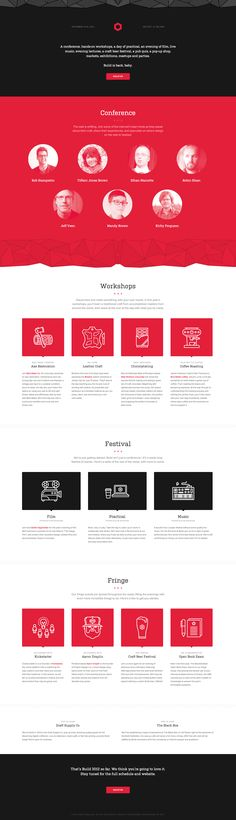 nice color blocks | #webdesign #it #web #design #layout #userinterface #website #webdesign < repinned by www.BlickeDeeler.de | Take a look at www.WebsiteDesign-Hamburg.de