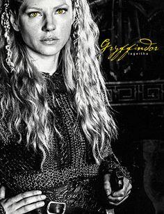 Katheryn Winnck:  Lagertha ...........................................   Who do you think I am?