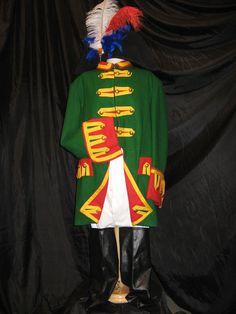 Uniforme Militar s. XVIII