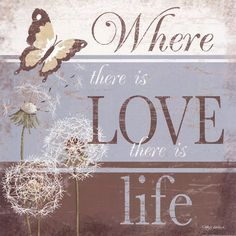 Where There Is Love by Kathy Middlebrook art print