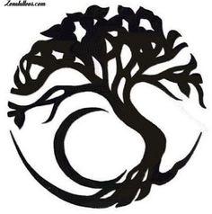 La cultura celta se desarrolló alrededor de los árboles y los bosques, símbolos de vida y protección.  Tenían un horóscopo arbóreo formado por veintiún árboles, correspondiendo cada uno a una época del año. Cada árbol se identificaba con un dios o representaba una virtud.