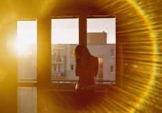 Let the sun infiltrate  your soul