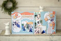 Kiwi Lane Designs, The Good Old Days, Scrapbook Pages, Scrapbooking, Gallery Wall, Mary, Templates, Shapes, Creative