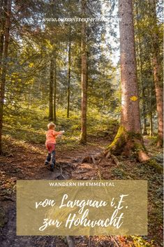 Wandern im Emmental: von Langnau zur Hohwacht Hiking With Kids, Travel With Kids, Hiking Tips, Train Station, Quality Time, Switzerland, Emmental, Country Roads, Life