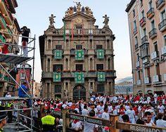 Pamplona building